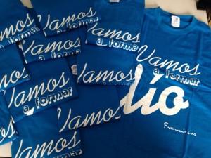 camisetas voluntarios