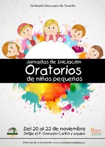 Tenerife Oratorios Niños Pequeños