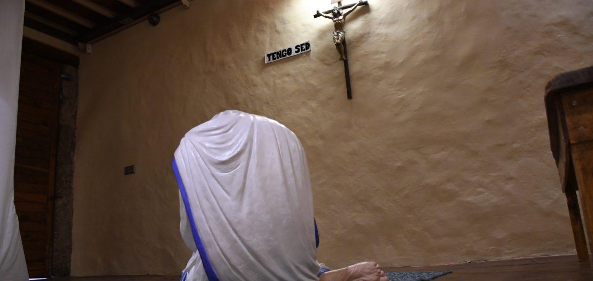 Exposición Madre Teresa de Calcuta en Tenerife